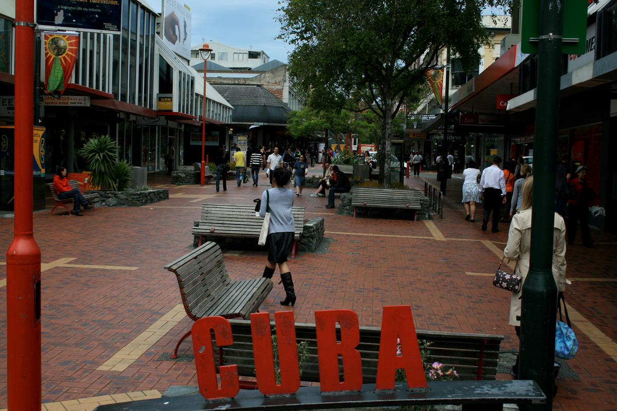 Wellington, Nova Zelândia (Foto: Divulgação)