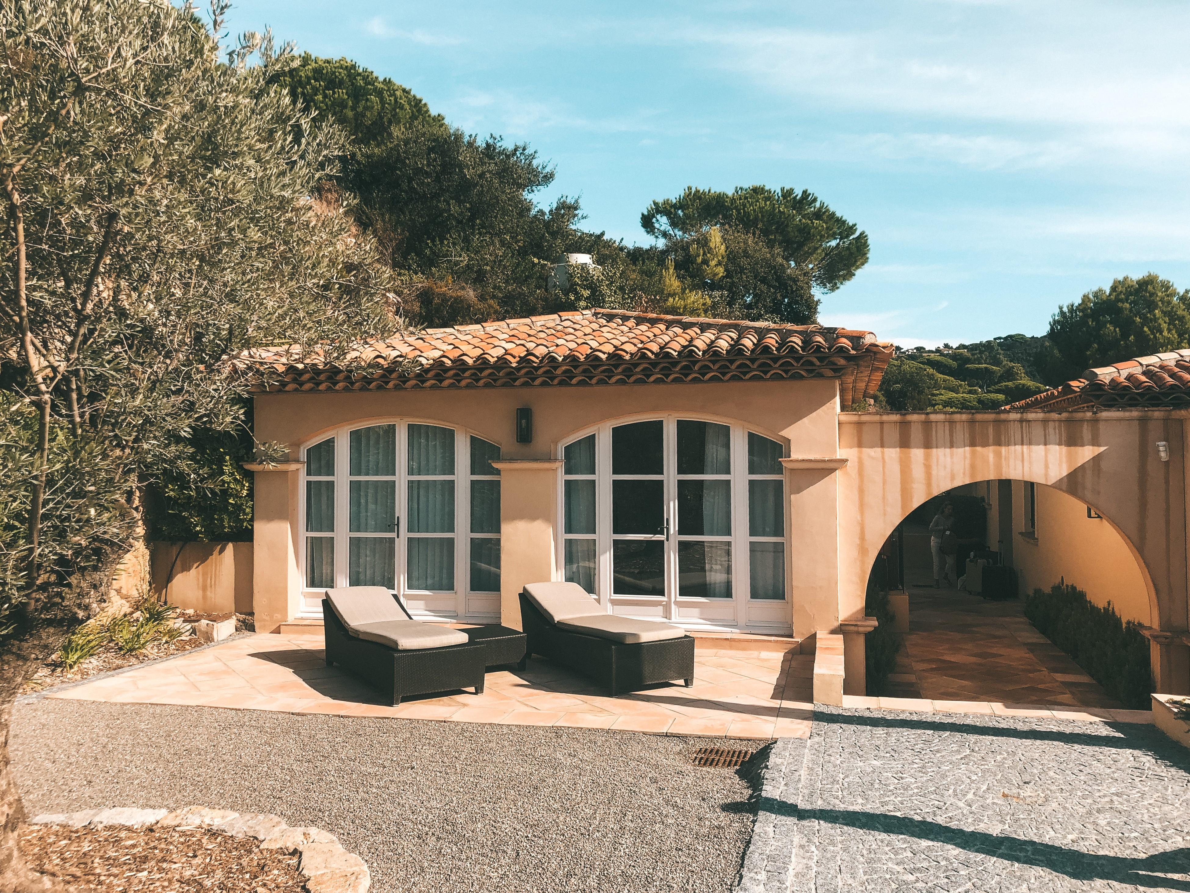 Nossa villa no La Réserve Ramatuelle (Foto: Trip To Follow)