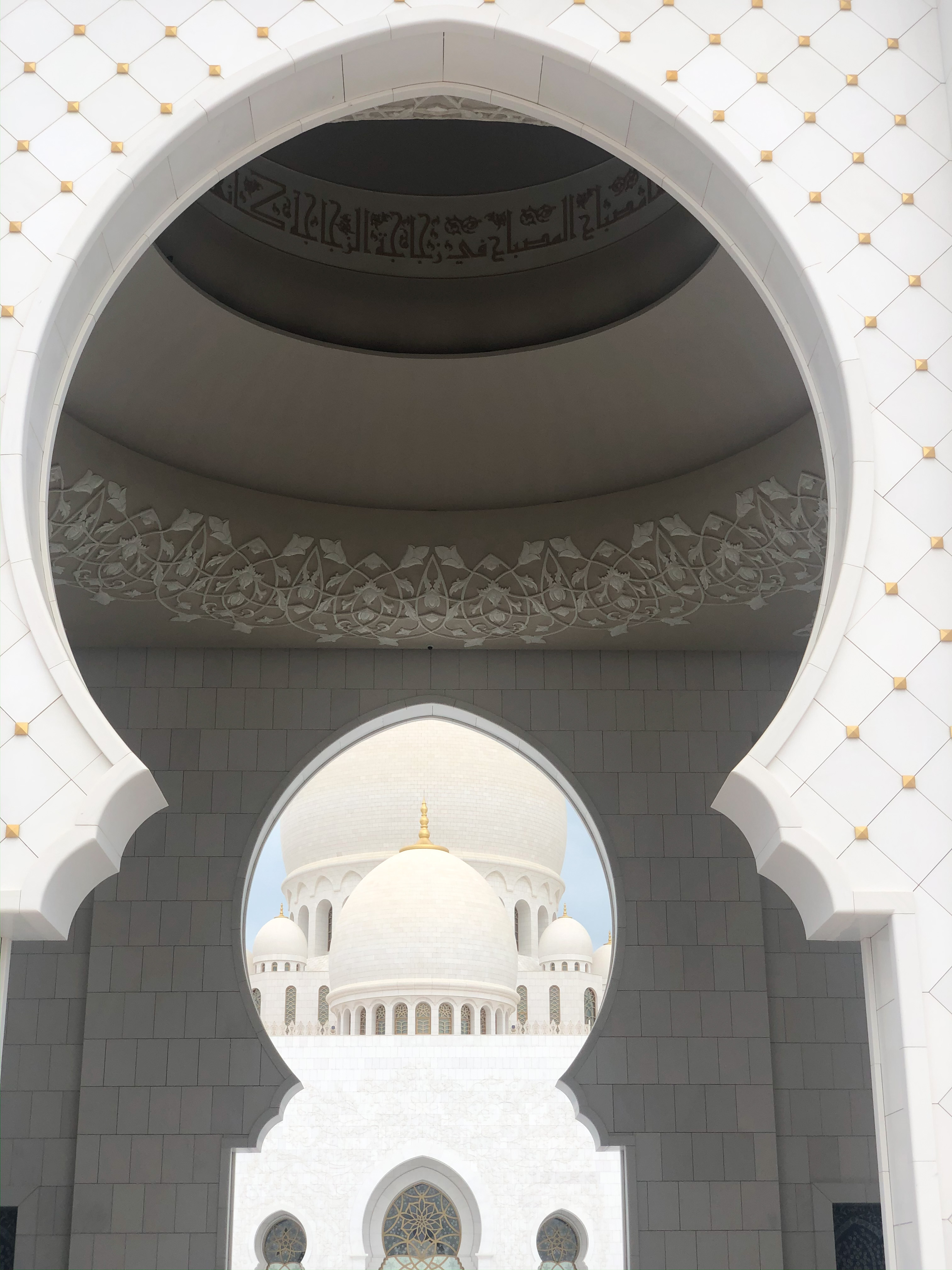 Grande Mesquita Sheikh Zayed (Foto: Trip To Follow)