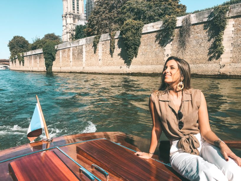 Passeio de barco pelo Rio Sena (Foto: Trip To Follow)