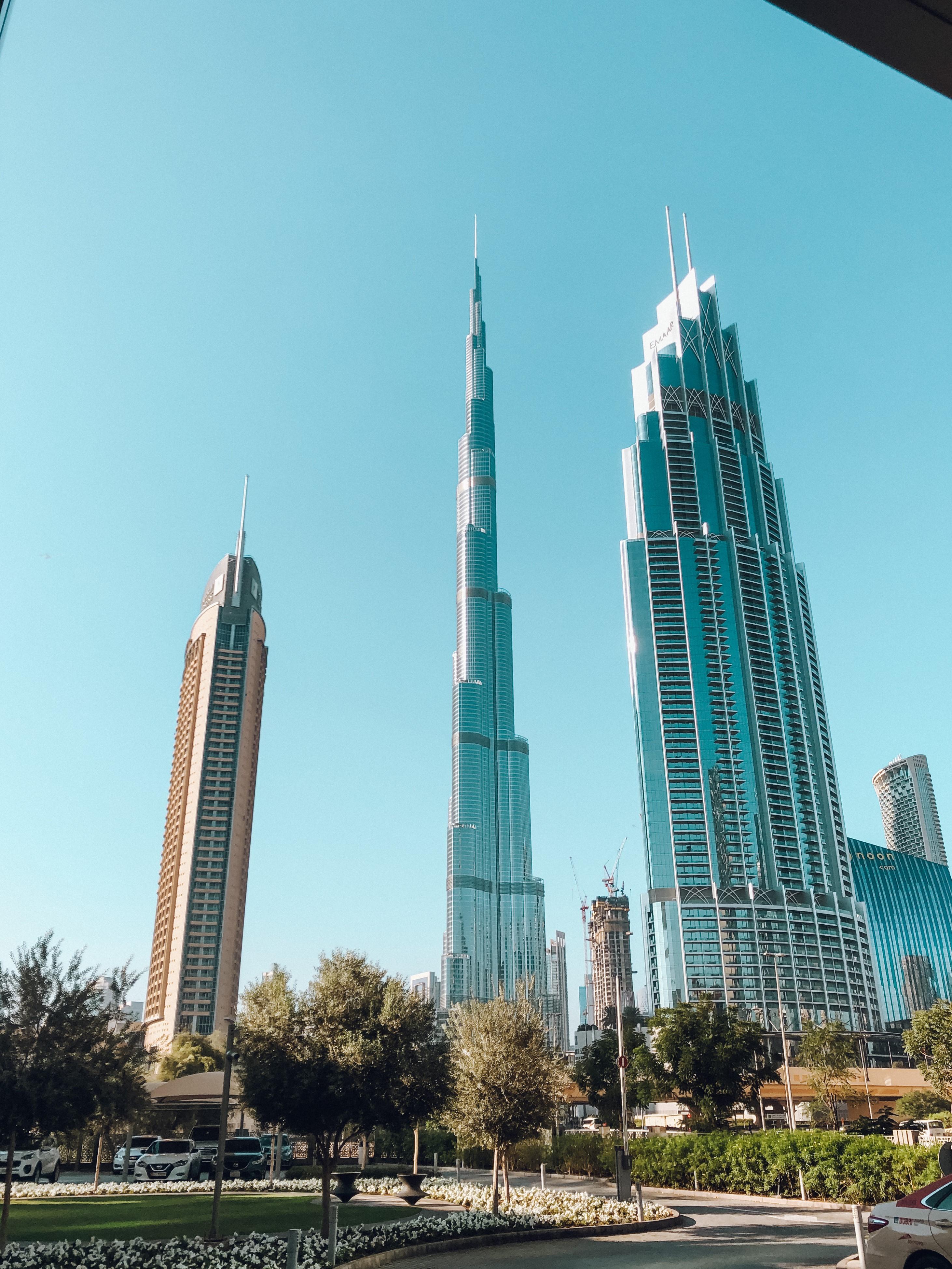 Burj Khalifa, atual prédio mais alto do mundo (Foto: Trip To Follow)