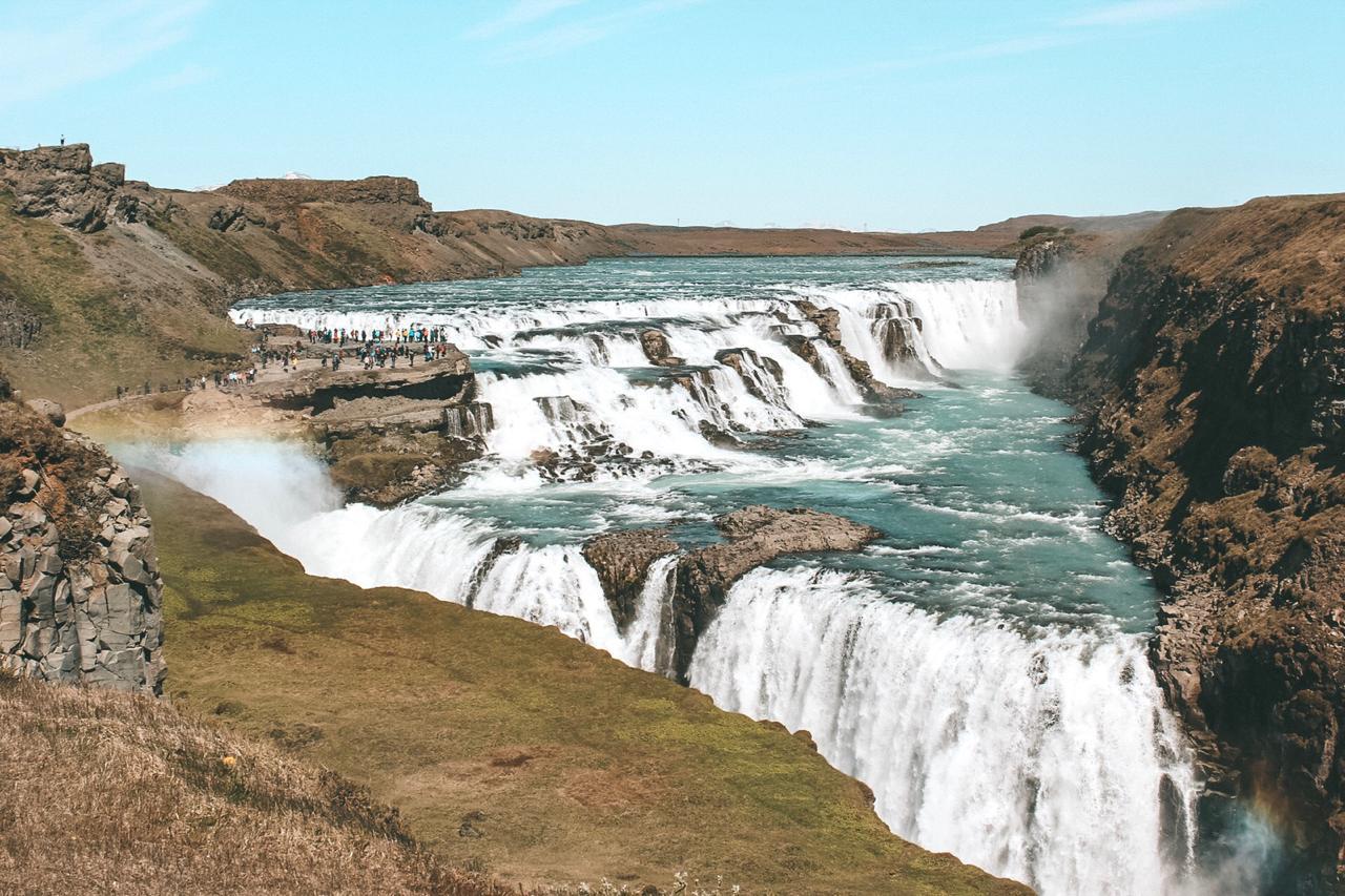 Gullfoss, na Islândia (Foto: Trip To Follow)