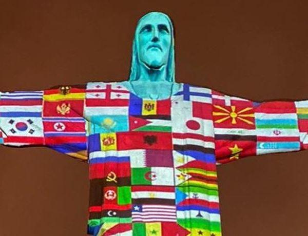 Cristo Redentor (Foto: Divulgação)