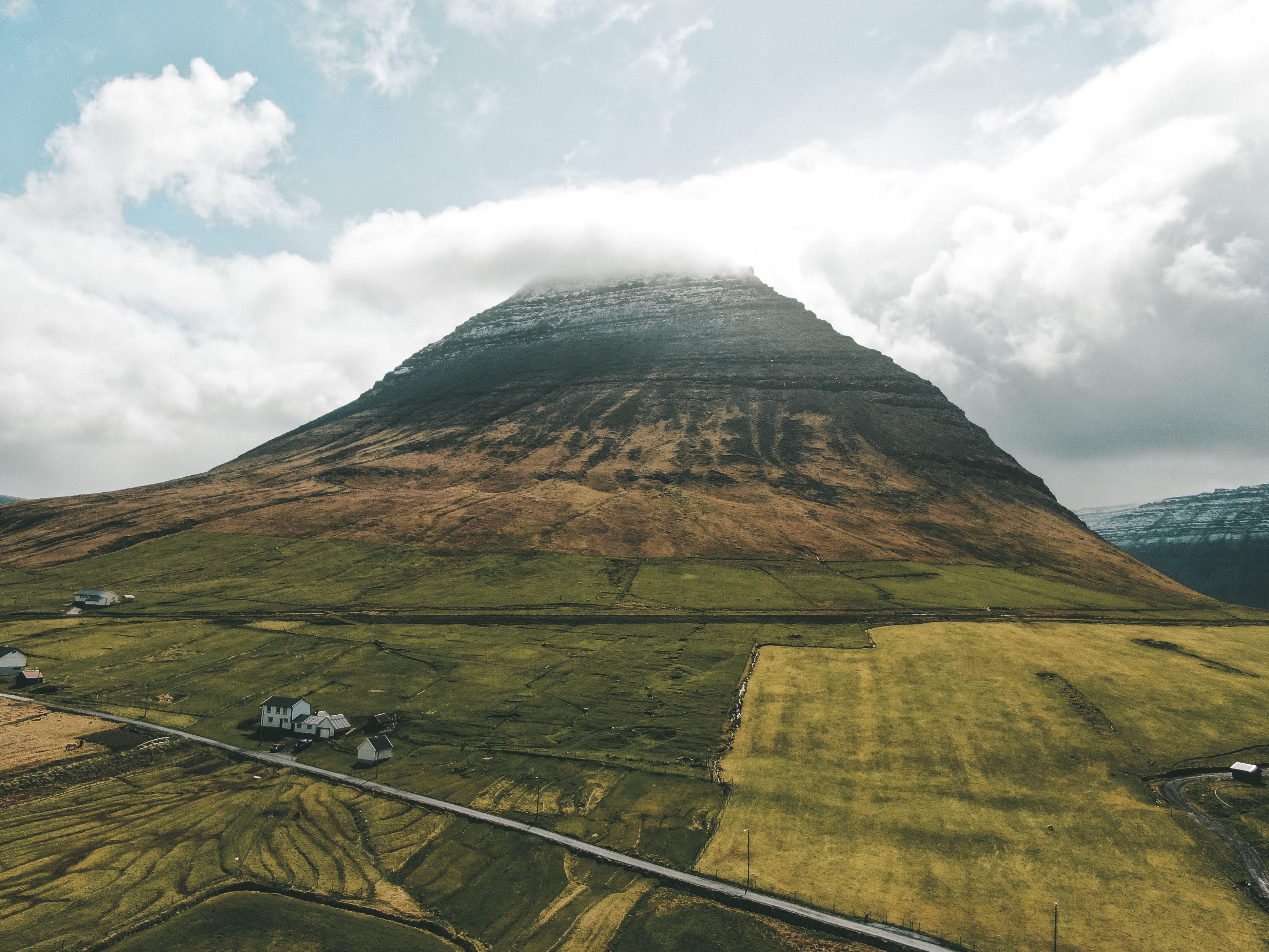 Villingardalsfjall, em Faroe Islands (Foto: Trip To Follow)