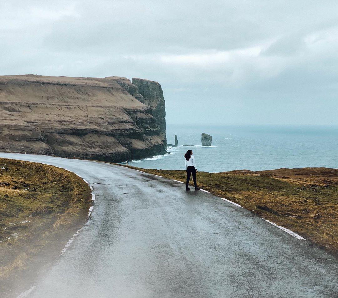 Pedras Risin e Kellingin, em Faroe Islands (Foto: Trip To Follow)