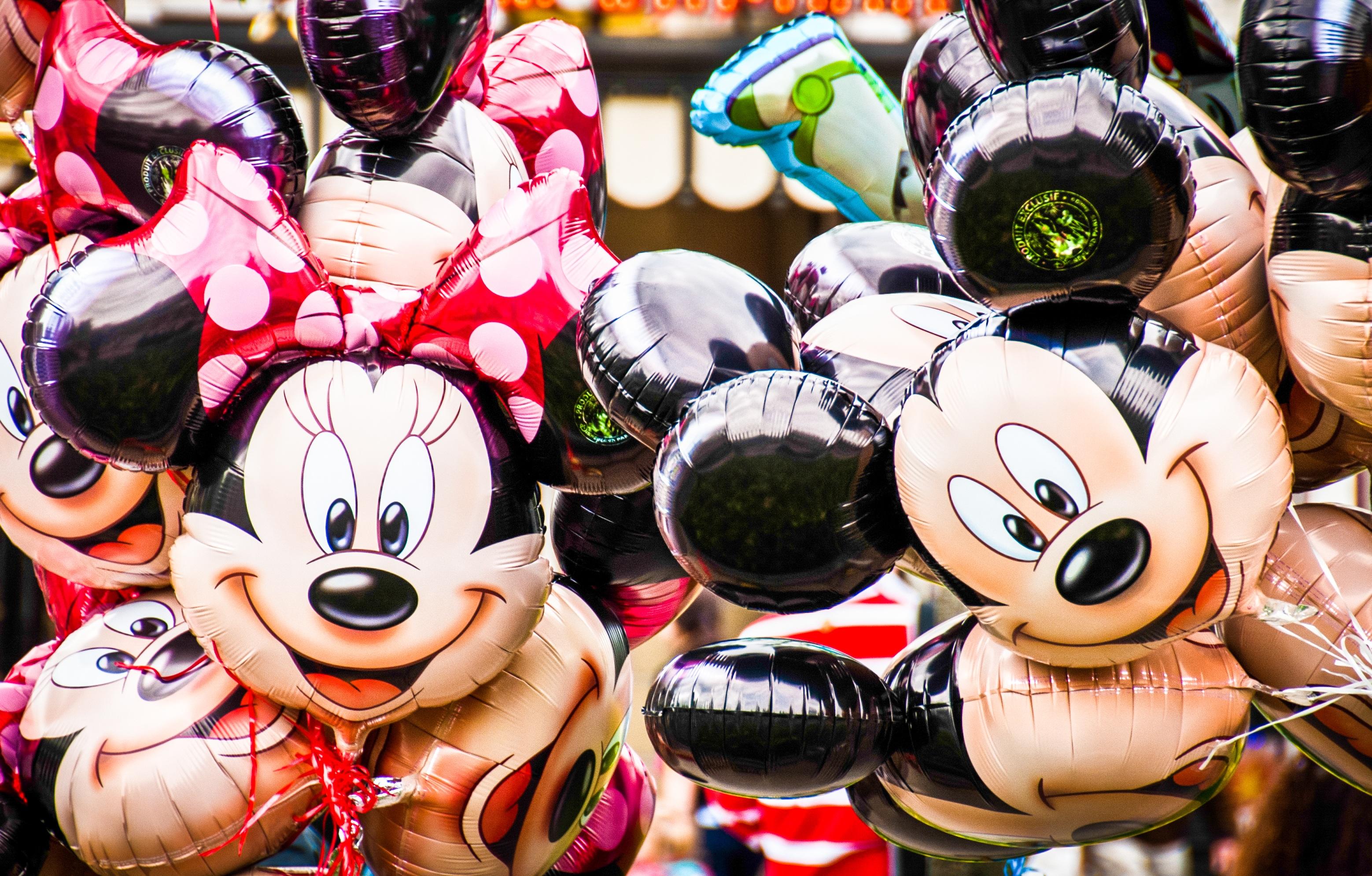 Disney, em Orlando (Foto: Pxhere)