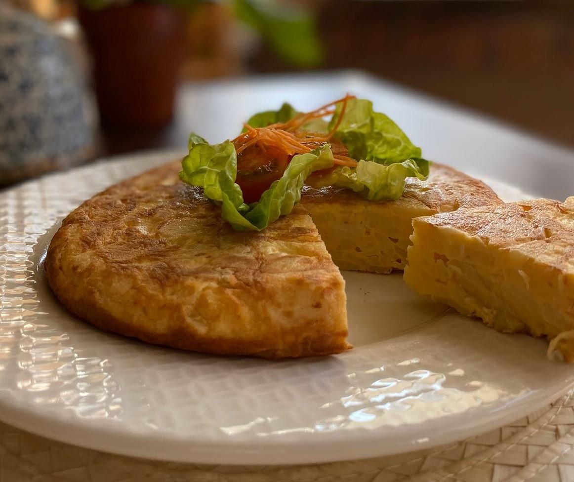 Tortilla de Patatas, Espanha (Foto: Juliana Francini)