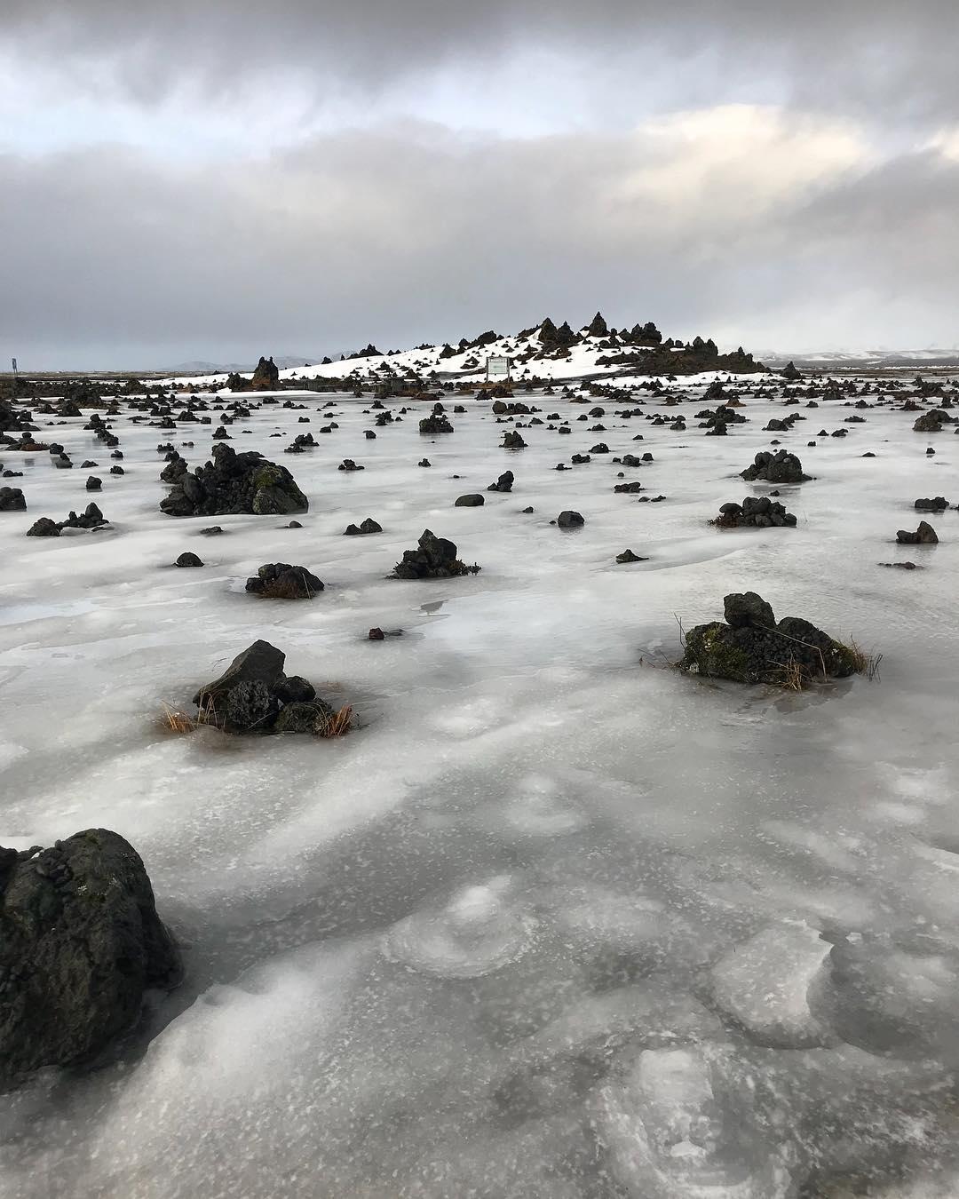 Caminhos do sul da Islândia (Foto: Trip To Follow)