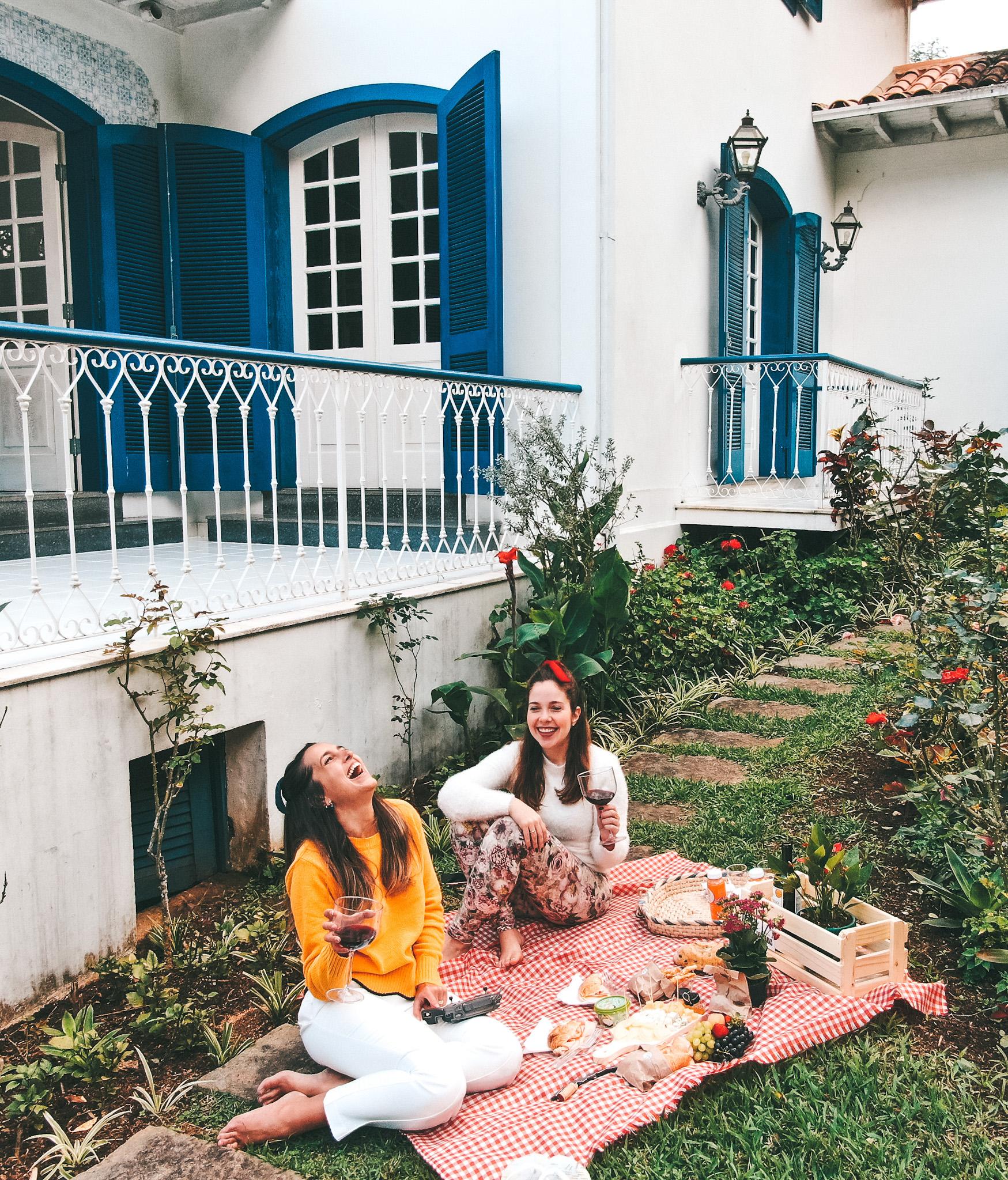 Casa Portuguesa em Petrópolis (Foto: Trip To Follow)