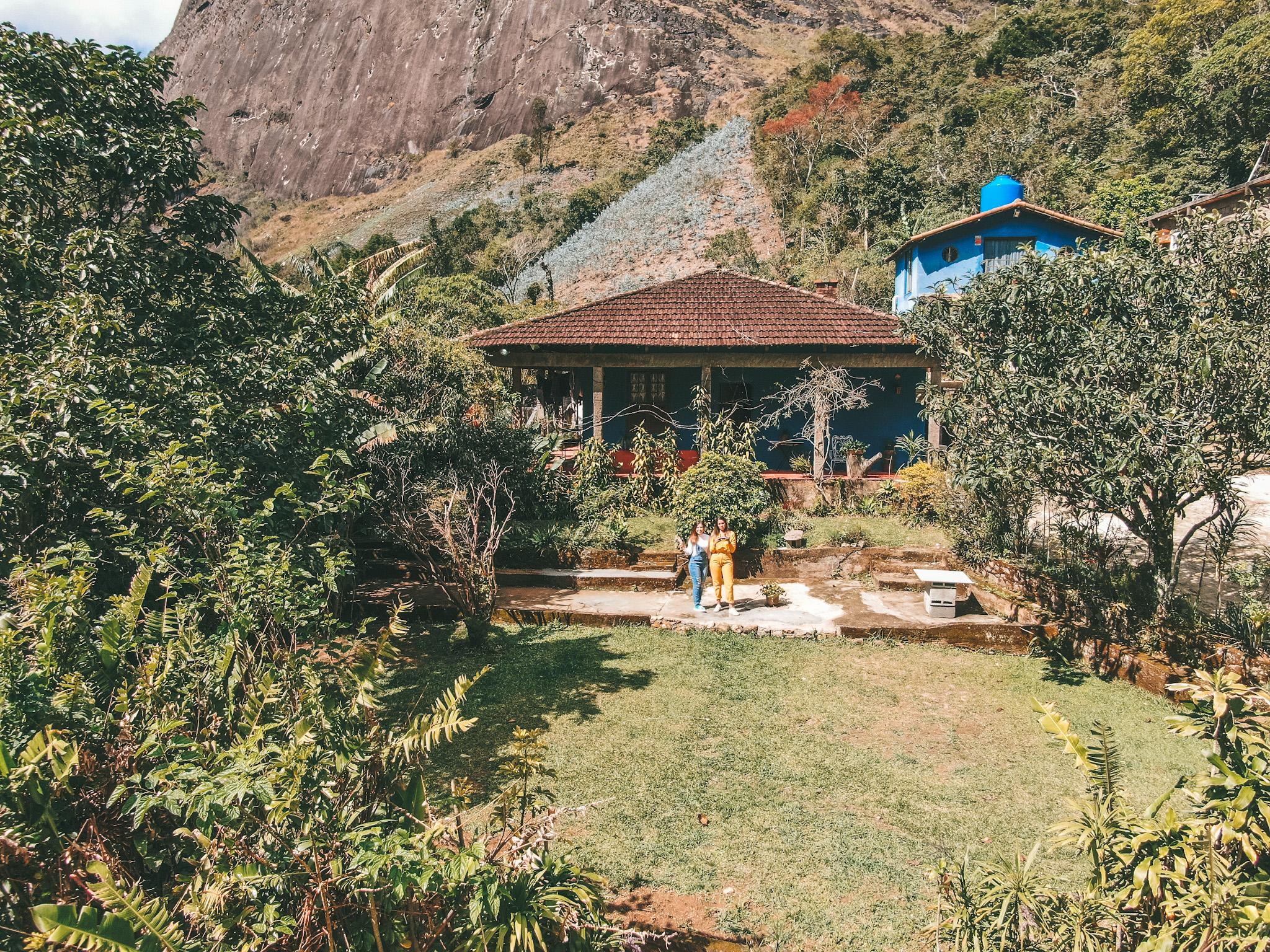 Cantinho da Paz, em Petrópolis (Foto: Trip To Follow)