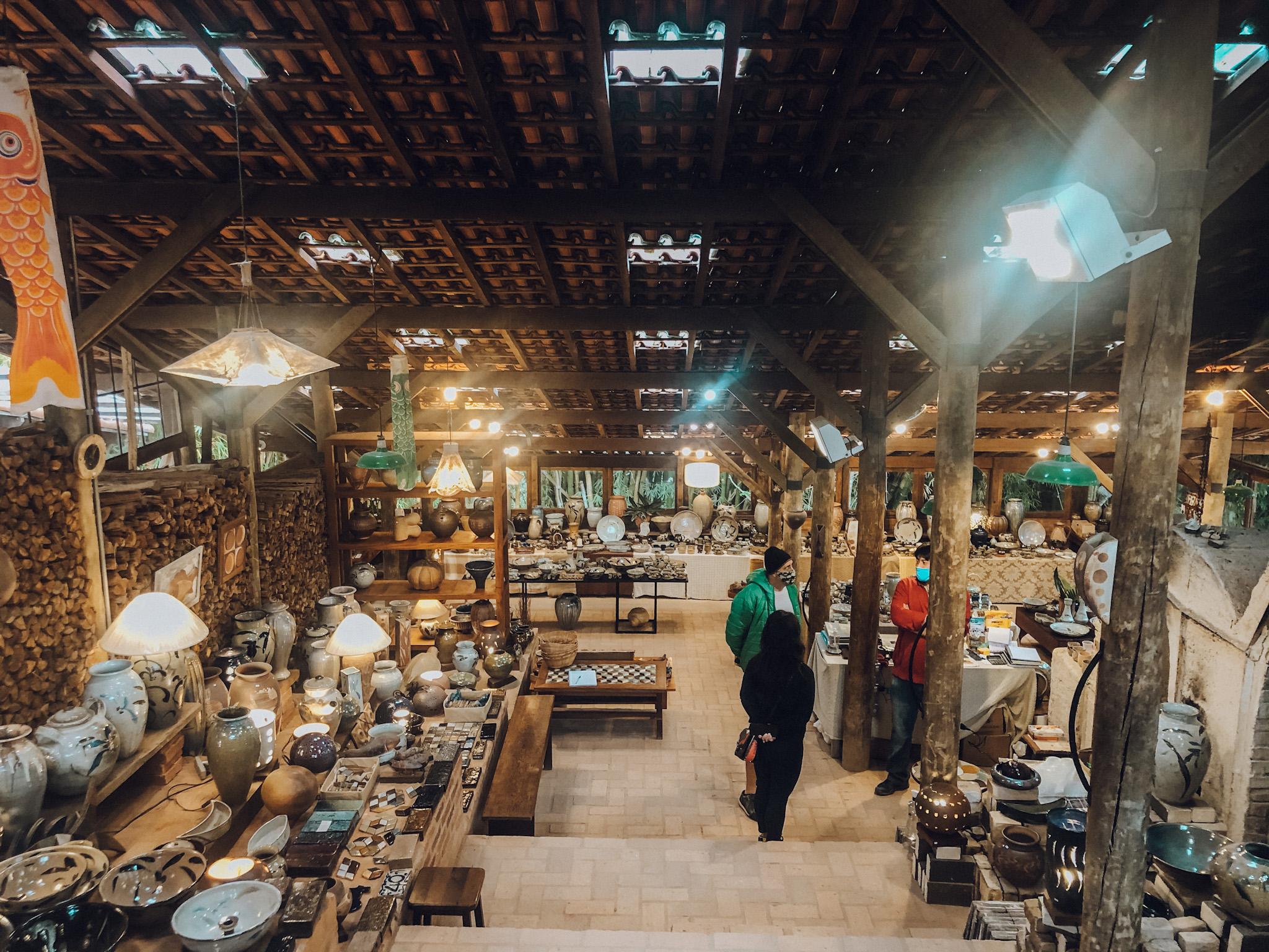 Atelier de Cerâmica Suenaga & Jardineiro (Foto: Trip To Follow)