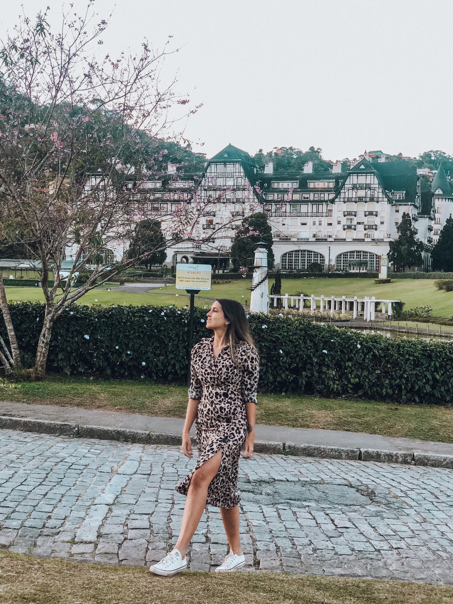 Palácio Quitandinha (Foto: Trip To Follow)